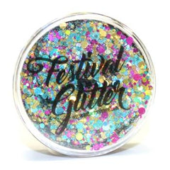 UNICORN POP Festival Glitter 50ml (1 fl oz) - Silly Farm Supplies