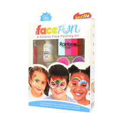 Valentine Silly Face Fun Rainbow Kit - Silly Farm Supplies