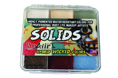 WICKED Proaiir Solids Water Resistant Makeup Palette - Silly Farm Supplies