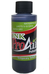 Wiser's Tattoo Pro ProAiir Temporary Airbrush Ink - Silly Farm Supplies