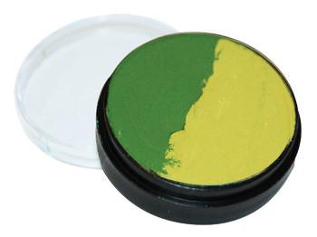 Wonder Palette Refill Leaf Green and Light Green