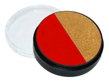 Wonder Palette Refill Metallic Gold and Red