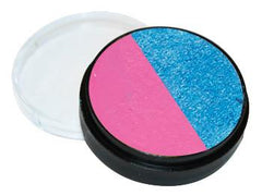 Wonder Palette Refill Pink and Metallic Light Blue - Silly Farm Supplies