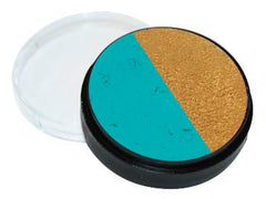 Wonder Palette Refill Turquoise and Metallic Gold - Silly Farm Supplies