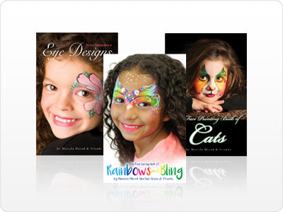 Face Painting Books