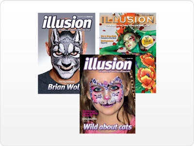 Face Painting Magazines