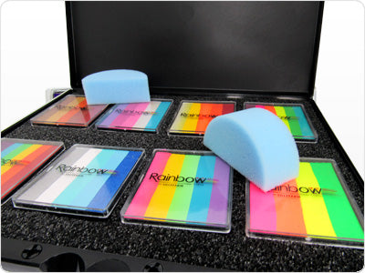 Arty and Rainbow Cake Palettes
