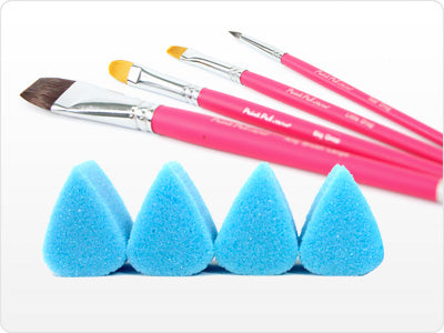 Paint Pal Brushes & Sponges