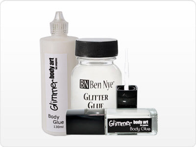 Glitter Tattoos Adhesives Tools
