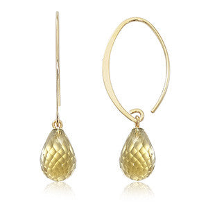 The Simple Sweep Earring