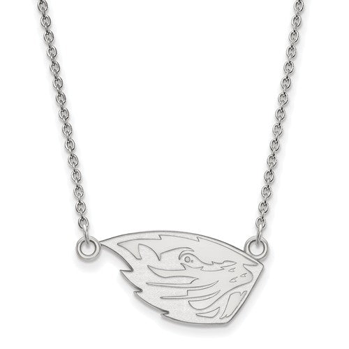 Oregon State Beaver Necklace