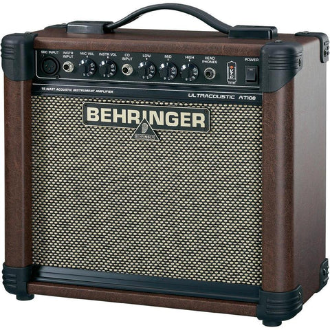 Behringer AT 108 (1x8), Combo Cover