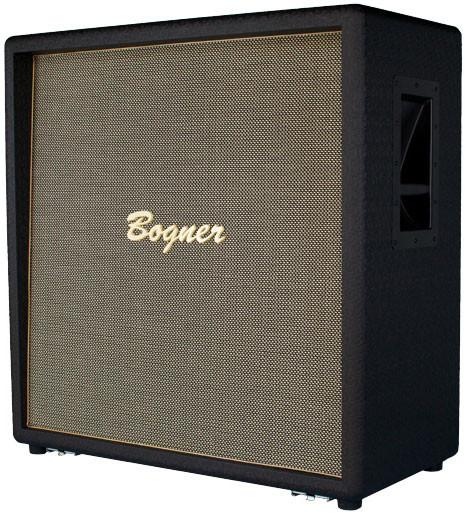Bogner 412 Straight (4x12), Cabinet Cover