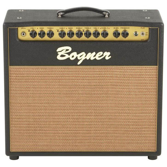 Bogner Shiva With Reverb (1x12), Combo Cover