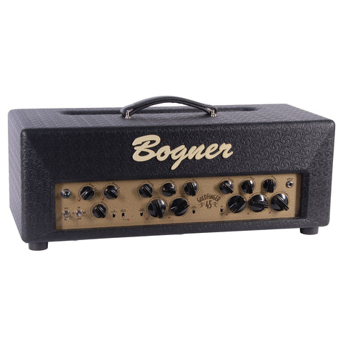 Bogner Goldfinger 45, Head Cover
