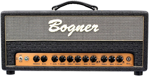 Bogner Shiva 20th Anniversary, Head Cover