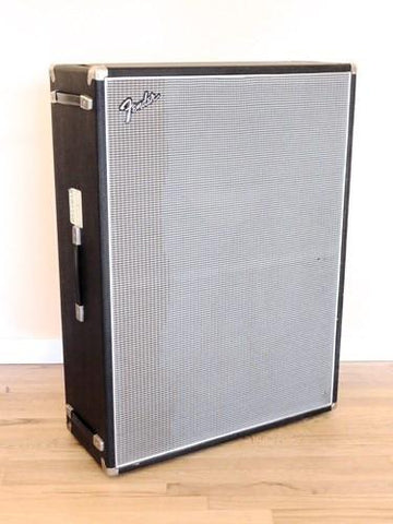 Fender Bandmaster Silverface, 3 Handles (2x12), Cabinet Cover