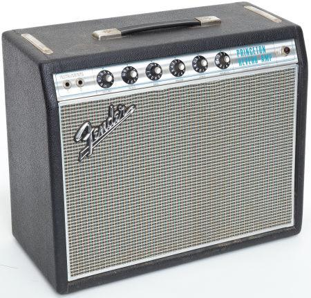 Fender Princeton Reverb Silverface (1x12), Combo Cover