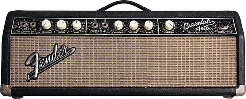 Fender Bassman 50 Silverface, Head Cover
