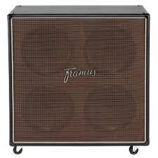 Framus Dragon 412A (4x12), Cabinet Cover