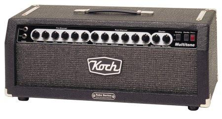 Koch Multitone 1, Head Cover