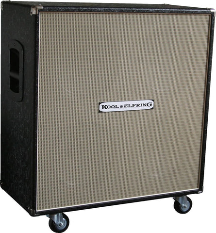 Kool & Elfring 412 XL (4x12), Cabinet Cover