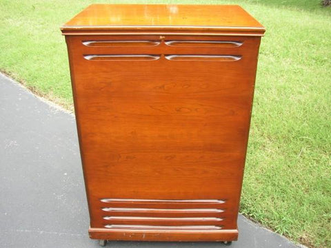 Leslie 122, Cabinet Cover