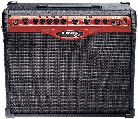 Line 6 Spider MK1 (1x12), Combo Cover