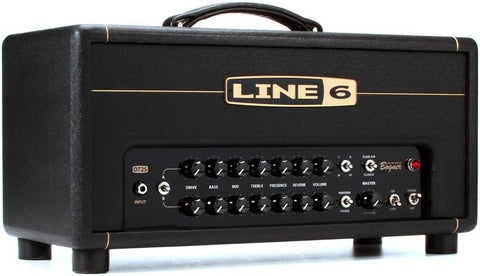 Line 6 DT25, Head Cover