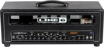 Line 6 HD 100, Head Cover