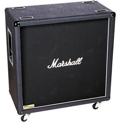 Marshall 1960 BV (4x12), Cabinet Cover