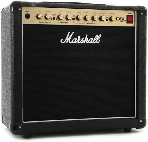 Marshall DSL 15 (1x12), Combo Cover