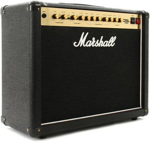 Marshall DSL 40 (1x12), Combo Cover