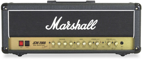 Marshall JCM 2000 DSL/TSL, Head Cover