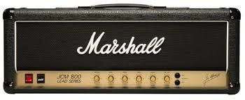 Marshall JCM 800, Head Cover