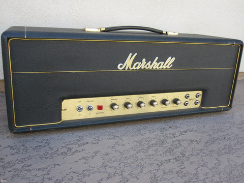 Marshall Small box, Head Cover