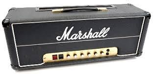 Marshall JMP 2203/2204/1959, Head Cover