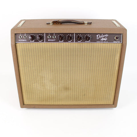 Fender Deluxe Amp, Protective front, Pro Series