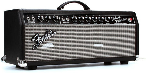 Fender Deluxe Reverb Head, Protective front, Pro Series