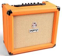 Orange Crush 35 LDX (1x8), Combo Cover