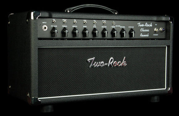 Two Rock Classic Reverb 100, Head Cover