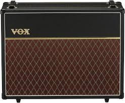 Vox AC 50 (2x12), Cabinet Cover