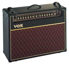 Vox AC 50 CP2 (2x12), Combo Cover