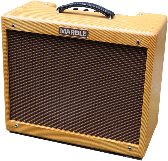 Marble Bluebird (1x12), Combo Cover