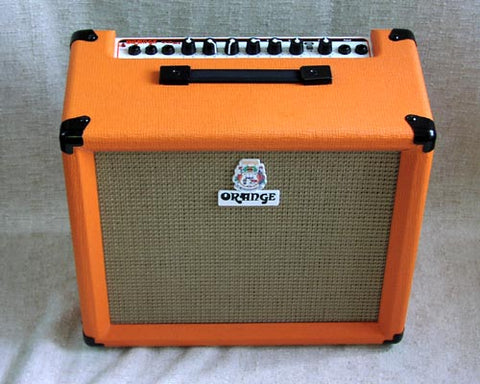 Orange Crush 30R (1x10), Combo Cover