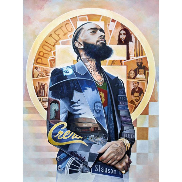 THE MARATHON (NIPSEY HUSSLE)