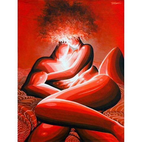 VALENTINE SERIES (#2)-Limited edition print-BK The Artist Store