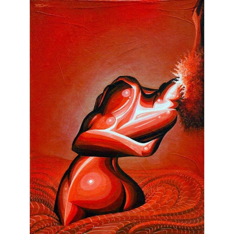 VALENTINE SERIES (#3)-Limited edition print-BK The Artist Store