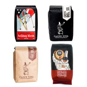 Caffe Vita Holiday Sampler