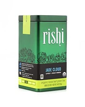 Organic Jade Cloud Loose Leaf Tea